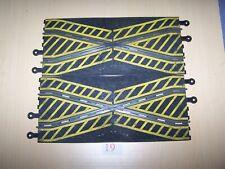 Scalextric ~ 2 X Doble Vía recta - 407 X 154mm-PT82-cruce