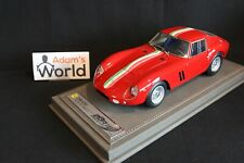 BBR Ferrari 250 GTO 1:18 Press day 1962 February 24th (PJBB)