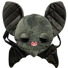 Bat Plush Backpack  Grey Kreepsville 666 Sugarfueled