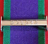 MALAYA CLASP GENERAL SERVICE MEDAL ARMY NAVY AIR FORCE REPLICA AUSTRALIA BRITISH