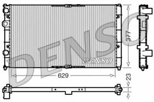 DENSO ENGINE COOLING RADIATOR FOR A VW POLO BERLINA 1.6 55KW