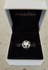 Pandora New Genuine Celebration of Love Spacer Charm Retired S/N 791976CZ