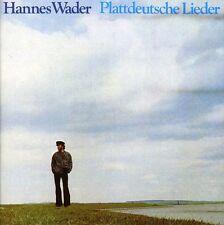 Hannes Wader - Plattdeutsche Lieder [New CD]
