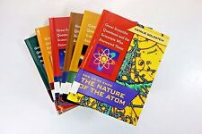 Lot (6) HOW DO WE KNOW Speed Light Laws Motion Atom Stars Earth Thermodynamics
