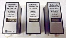 ELECTROMATIC MONOSTABLE RECEIVER / 8 CH RECEIVER / TRANSMITTER (3 PK) DUPLINE128