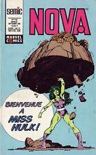 Nova N°152 - Marvel Comics - Eds. Semic - 1990