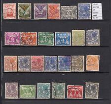 Stamps Lot Netherlands Used (L35463)