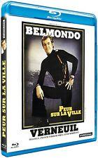 "Blu-ray ""Peur sur la ville""    Belmondo              NEUF SOUS BLISTER"