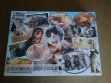 M&S 1000 PIECE JIGSAW CATS - NEW SEALED MARKS AND SPENCER