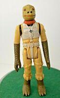 Vintage ©1980 Kenner Star Wars TESB BOSSK Bounty Hunter Action Figure No. 39760