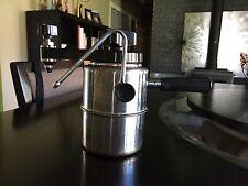 Vintage Elebak Stovetop Espresso Cappuccino Machine w/Milk Steamer made in Italy