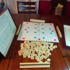 Vintage 1953 SCRABBLE Game - Selchow & Righter Co Complete