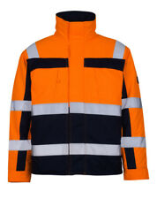 Mascot Timon high visibility work site jacket 4XL NEW & measured 07123-126-141