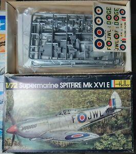 Heller 1/72 - Spitfire Mk. 16e