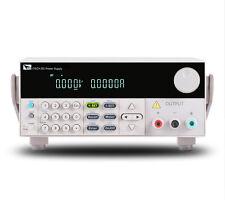 DC Power Supply Dual Range 0-150V/1.2A 0-60V/2A Resolution 1mV/0.1mA USB
