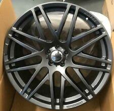 "22"" grey brb alloy wheels fits mercedes g wagon ssangyong"