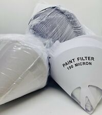 Paint Strainers 190 Microns 1000 Pieces /box