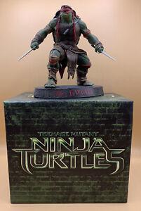 Teenage Mutant Ninja Turtles Raphael Exclusive Movie Statue TMNT Figure Figurine