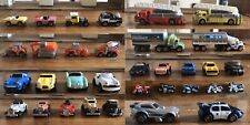 1980s VINTAGE MICRO MACHINES 33 Piece LOT Misc. Vehicles & Accessories GALOOB
