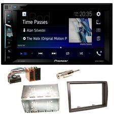 Pioneer AVH-A3100DAB USB MP3 Bluetooth CD Einbauset für Fiat Ducato Boxer Jumper