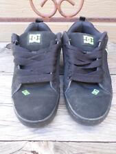 DC Shoes Black Nubuck Skate Shoes Men's 8
