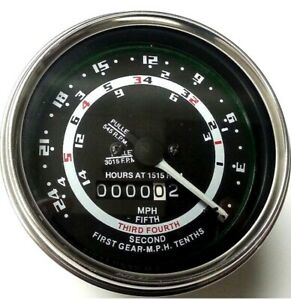 C3NN17360K 5 Speed Counter clockwise Tachometer for FD New Holland Tractor- 1800