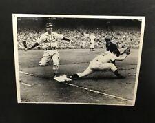 Original Stan Musial 1949 Press Wire Photo HOF St. Louis Cardinals Kluszewski