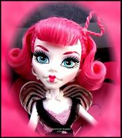 New Monster High Doll C.A. Cupid Daughter of Eros Sweet 1600 First Wave 2011