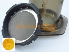 Filter Stainless - Ultra Fine Reusable Steel Coffee Filter - For Aeropress