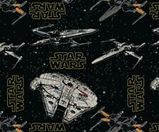 STAR WARS 100% COTTON FABRIC - FAT QUARTER - Perfect for DIY Face Mask