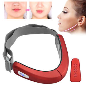 EMS Electric V Face Lifting Slimming Massage Facial Muscle Stimulation Relax SPA