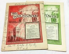 Watchtower - The Large Size Very Old Ones - Entire Year - 1948