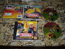 Tonka Construction 2 & Tonka Raceway (PC, Games)