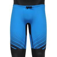 Oakley PRESSURE SHORT 2.0 Size L Large 34 Black Blue Compression Liner Shorts