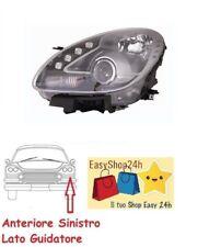 FARO ALFA ROMEO GIULIETTA /'10/> H7//H1 CON LED PARABOLA GRIGIO CHIARO SINISTRO