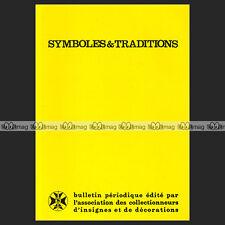 SYMBOLES & TRADITIONS N°193 MAROC HUSSARDS DEMINAGE GENDARMERIE DE CHAUMONT