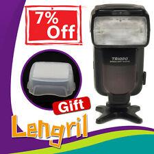 Triopo TR-970 TTL Flashgun Speedlite For Nikon D7000 D5000 D5100 D3200 D90 D80