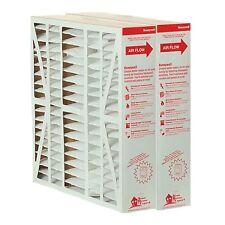 "Honeywell - FC100A1037 Pleated Filter 20"" x 25"" x 4"" MERV 11 (2 Pack)"