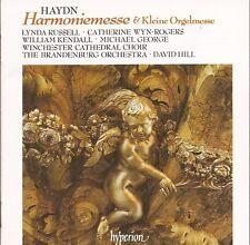 Haydn - 'Harmoniemesse' • 'Kleine Orgelmesse'