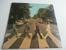 BEATLES ABBEY ROAD 1969 Vinyl LP Original Jacksonville Pressing NM-