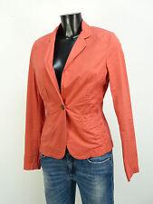 Marc O 'Polo Blazer Giacca Taglia 38/Rosso Argilla & moderno e trendy (N 5269 R)