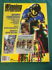 Winning Bicycle Racing Magazine No.9 Nos