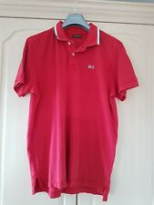 Napapijri Red Polo Shirt