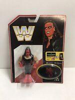 WWE Mattel Retro Sting Red Outfit Wrestling Figure Wrestlemania Wwf Hasbro
