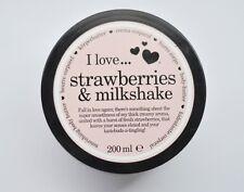 I Love Body Butter Strawberries & Milkshake. 7.7oz .(220gr)