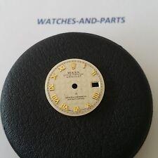 Rolex Datejust Off-white Dial GENUINE ORIGINAL FOR RESTORATION