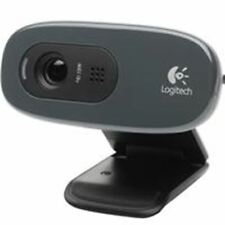 Logitech C270 HD 960-001063 Webcam Black