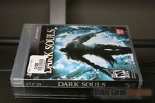 Dark Souls First Print (PlayStation 3, PS3 2011) Y-FOLD SEALED! - ULTRA RARE!