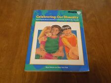 CELEBRATING OUR DIVERSITY:Multicultural Lit by Marti Abbott & Betty Polk 1993 PB