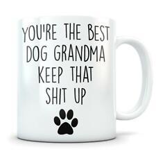 Dog Grandma Gift Grandma Dog Dog Grandma Mug Dog Mug Dog Gift Dog Grandma Coffee